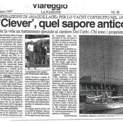 Clever Del Carlo article