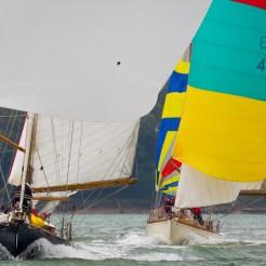 Cowes, Isle of Wight, UK, 20 July 2015 Panerai Classic Yacht Challenge 2015 British Classic Week 2015 Infanta and Illiria Ph: Guido Cantini /Panerai