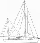 Iska line drawings