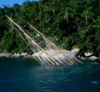 March, 2007 - sunk off Brazil