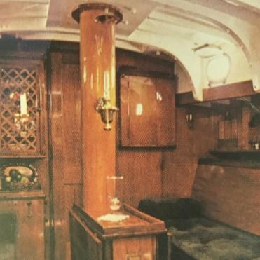 Mercury C interior