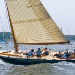 Northern Light sail