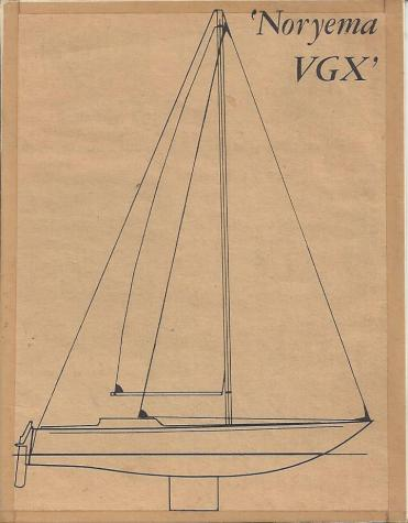 Noryema VII. Dick Carter design