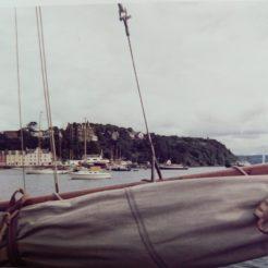Yacht Owl in Tobermory