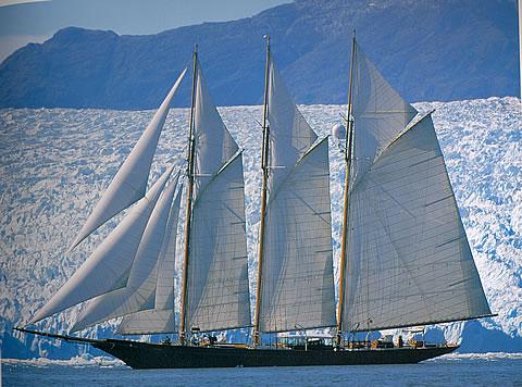 Shenandoah visits Antartica