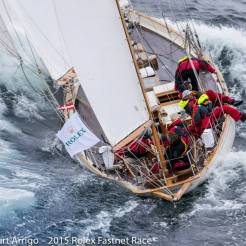 Stormy at the Fastnet, 2015