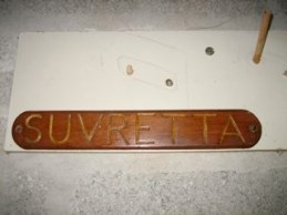 Suvretta wood