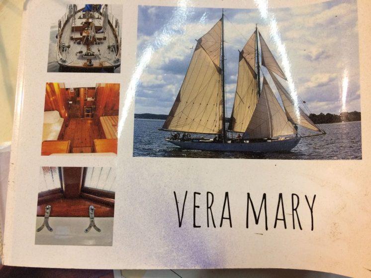 Vera Mary, Le Grazie, Cantiere Valdettaro, 2018