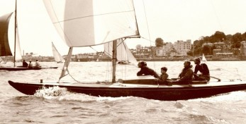 Johan Anker Classic Yacht Info