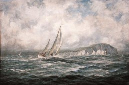 Off the Needles, Isle of Wight (1997)