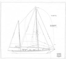 Desiderata sail plan