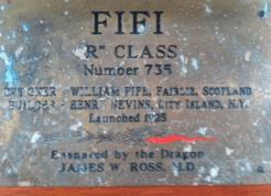 Fifi plate