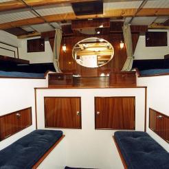 Vema III interior