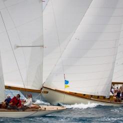 Porto Santo Stefano, Italy , 17 June 2016, Panerai Classic Yachts Challenge 2016, Argentario sailing Week 2016 Leonore and Jalina Ph: Guido Cantini / Panerai / SeaSee.com