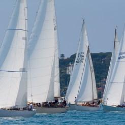 Voiles D'Antibes 2016, Start