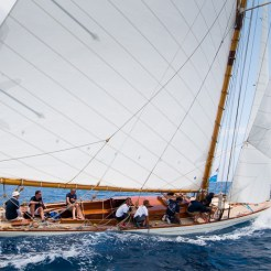 Antibes, France, 5 June 2016, Panerai Classic Yacht Challenge 2016, Voiles D'Antibes 2016, Marga Ph: Guido Cantini / Panerai / SeaSee.com