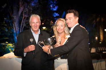 Gstaad Yacht Club Centenary Trophy