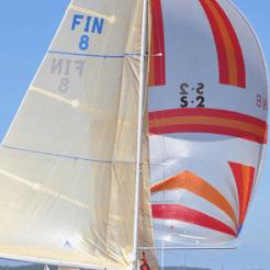 8-Metre 'Windy', 2012