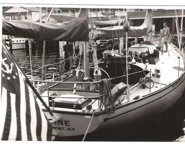 ONDINE II, 1962