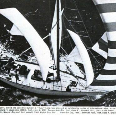 ONDINE II, 1967, Motor Boating