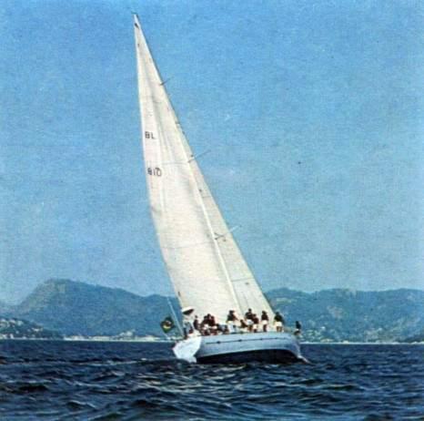 Renamed CISNE BRANCO, 1987
