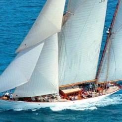Thendara-sailing