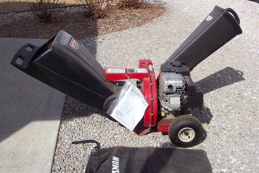 Garden Chipper Shredder Sale