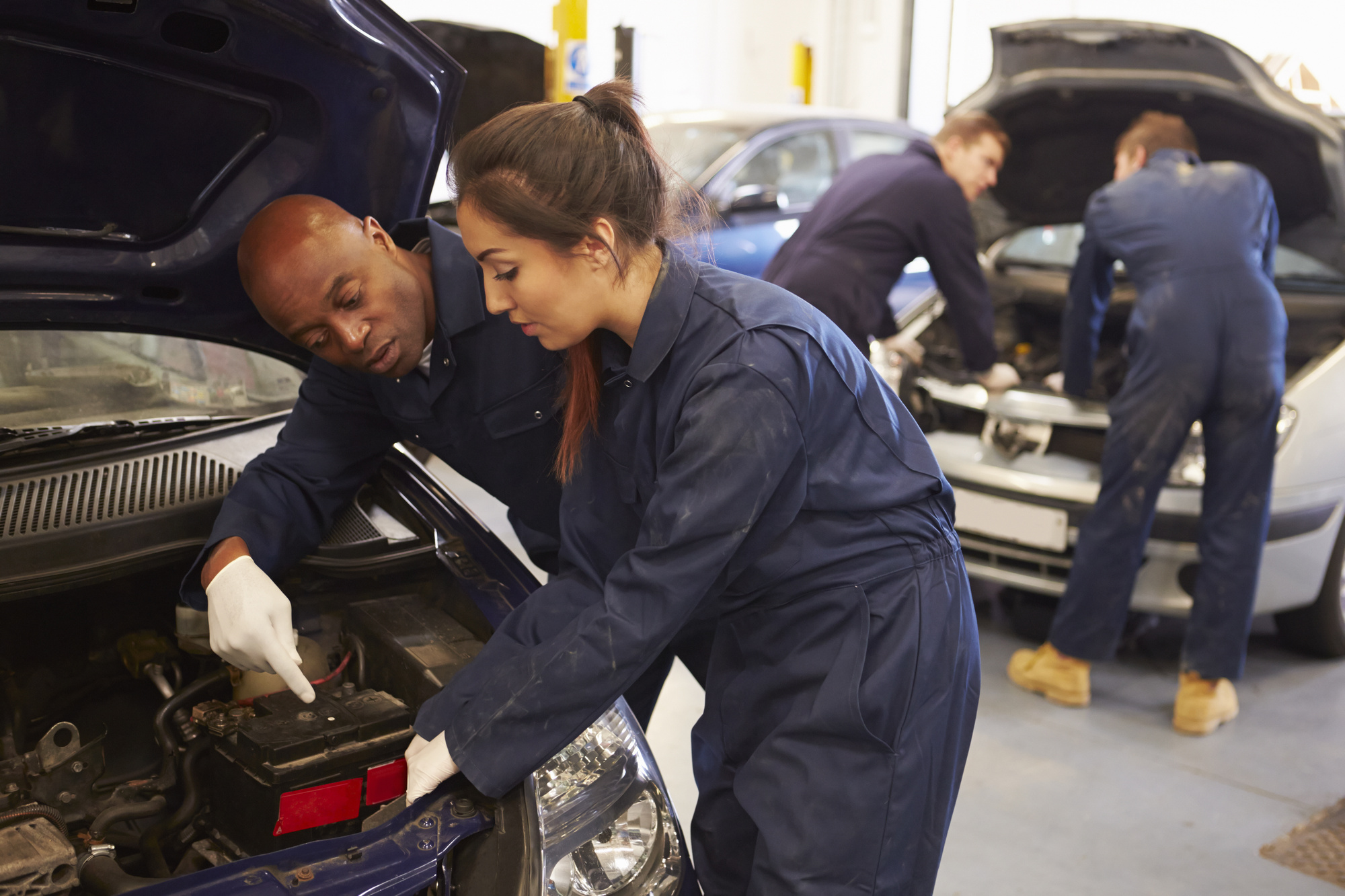 Whats The Best College For Becoming A Mechanic Usa