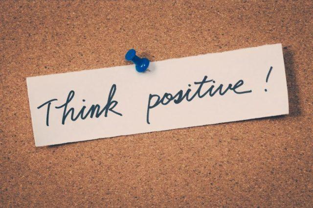 Resultado de imagen de positive attitude
