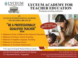 Academy Education Nugegoda