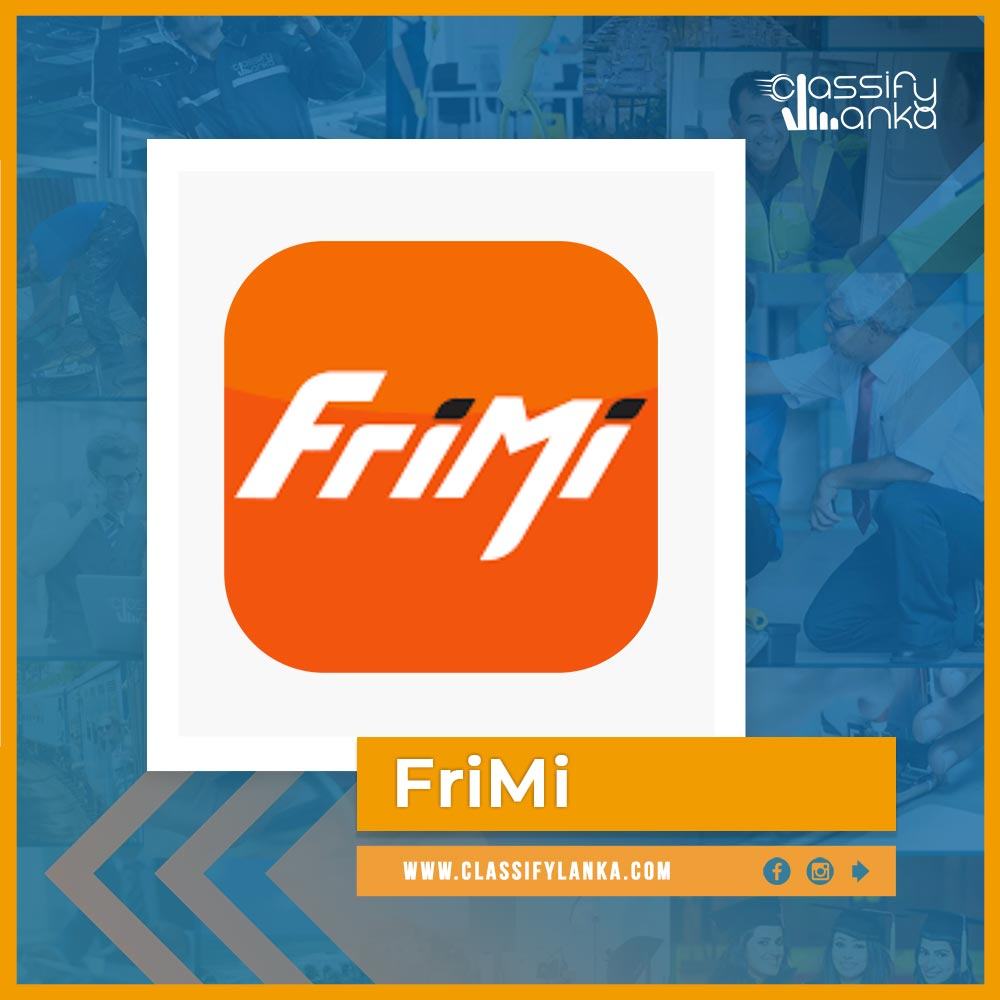 Pay by frimi