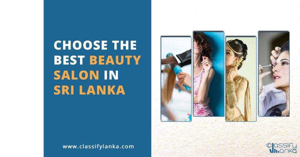 beauty salons in sri lanka