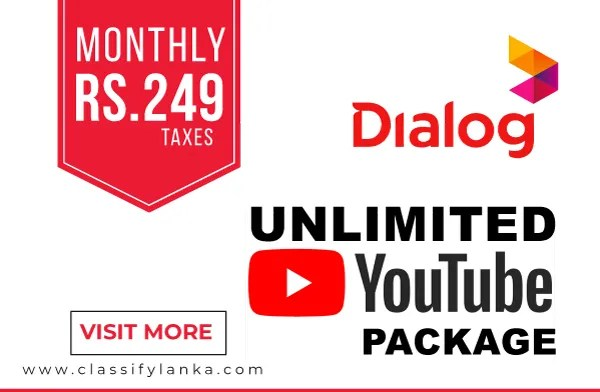 dialog youtube package