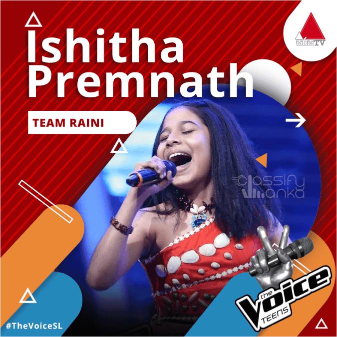Ishitha Premnath top