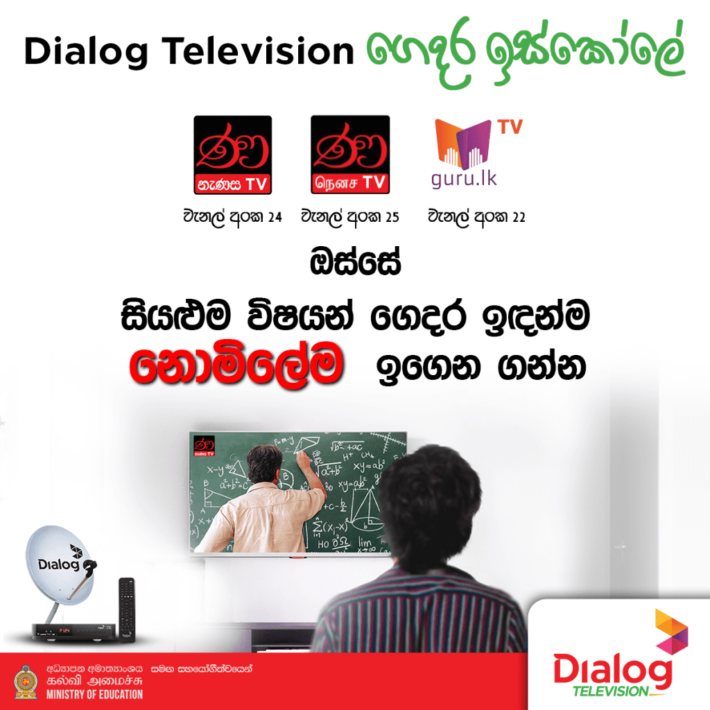 Dialog TV home school