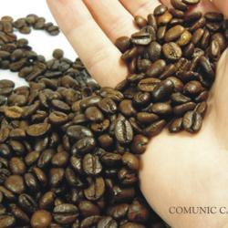 moendo o café