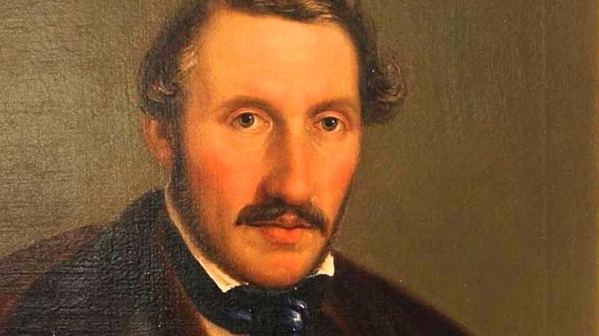 """Gaetano Donizetti, compositeur de """"L'Elixir d'Amour"""""""