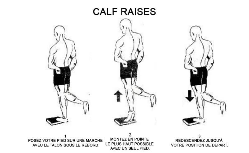 Air Alert 3 Calf Raises