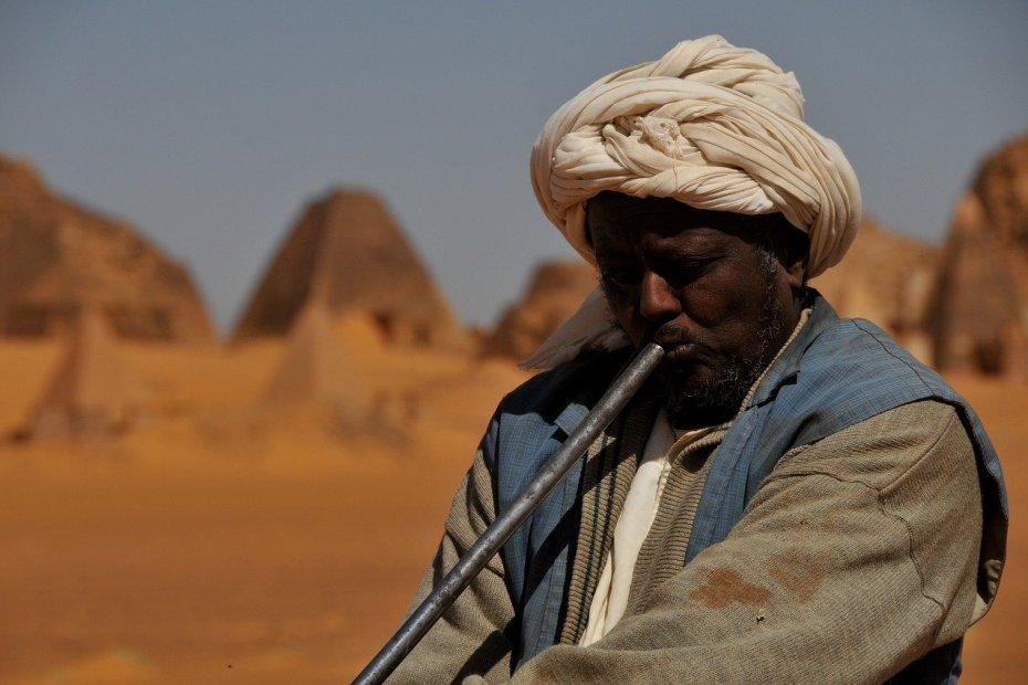 flutiste arabe