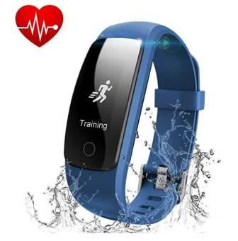 Meilleur cadeau original à offrir à unhomme sportif. Montre connectée pour mesurer son activité, sommeil et rythme cardiaque.