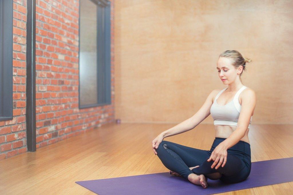 Relaxation au yoga