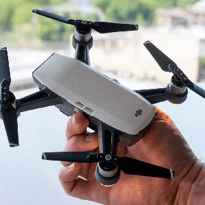 DJI Spark : Avis et Test Vidéo - Drone Quadricoptère