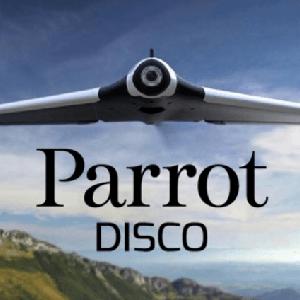 Parrot Disco en photo