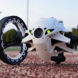 Parrot MiniDrone Jumping Sumo : Avis et Test Vidéo - Drone terrestre