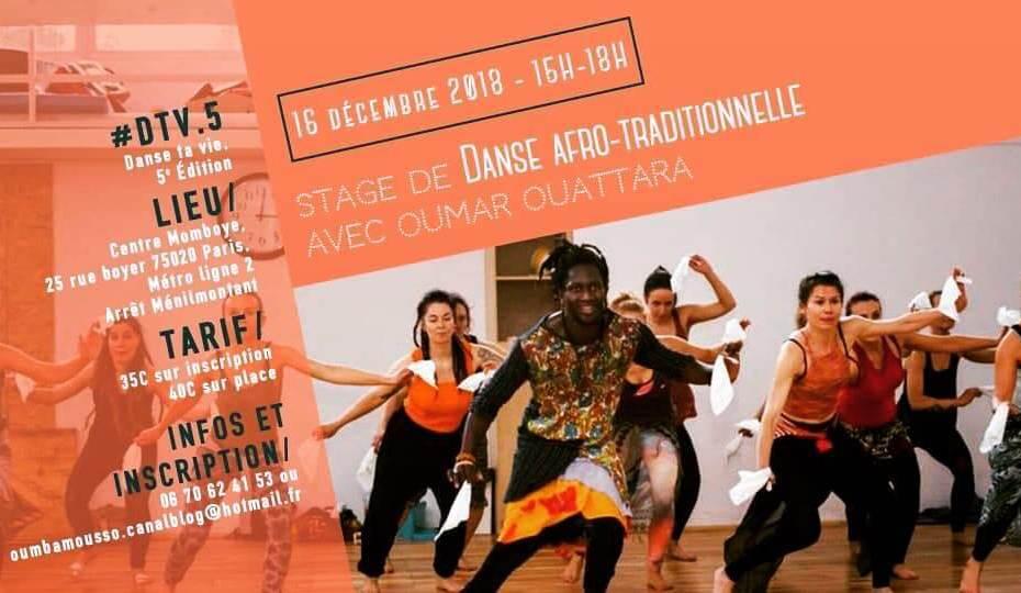 Cours danse africaine zouglou kizomba