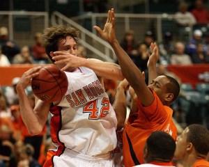 4 étapes pour réussir ses rebonds au basket