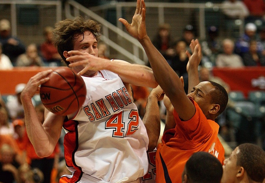 Basketball rebond