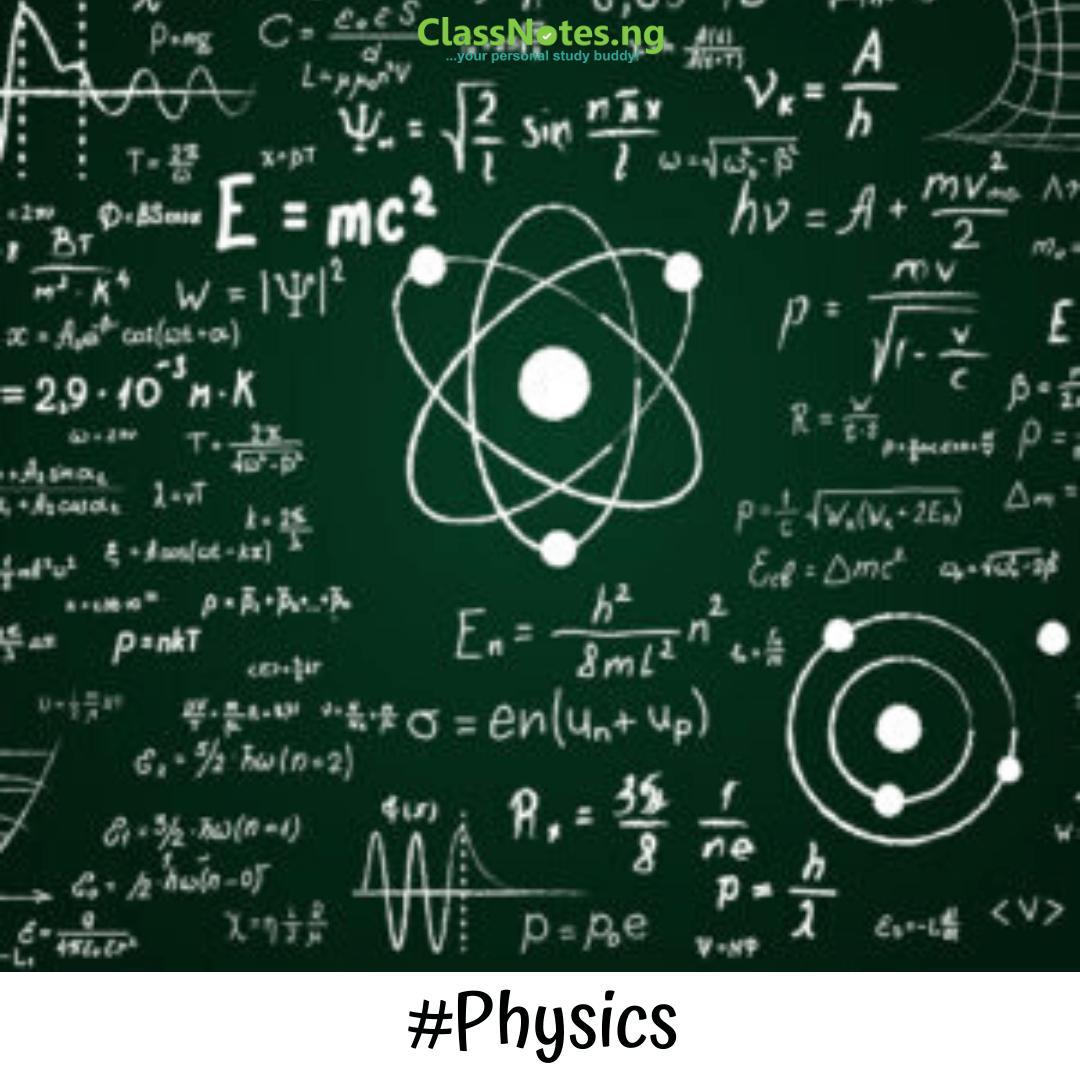 PHYSICS SS3
