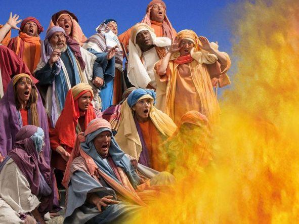 elijah fire elijah on mount camel christain studies classnotesng