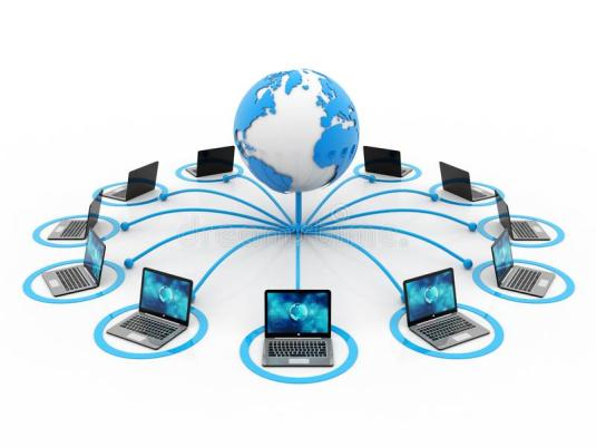 internet communication classnotesng